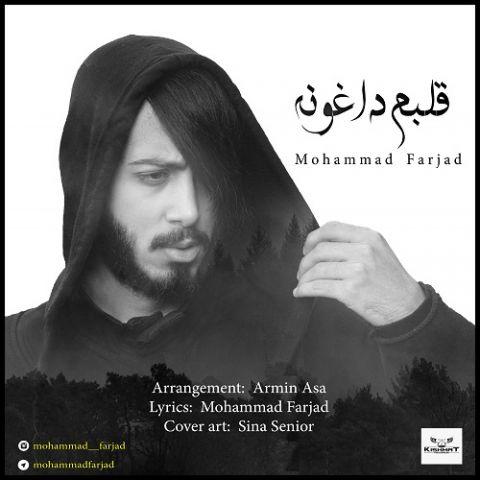 148882381150875654mohammad farjad ghalbam daghone - دانلود آهنگ محمد فرجاد به نام قلبم داغونه