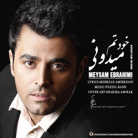 دانلود آهنگ میثم ابراهیمی به نام خودتم میدونی