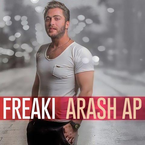 دانلود آهنگ آرش AP به نام Freaki
