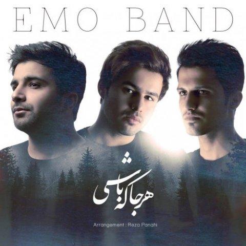 دانلود موزیک ویدئو Emo Band به نام هرجا که باشی