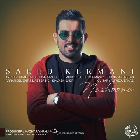 saeed kermani neshoone 2019 06 30 22 02 46 - دانلود آهنگ سعید کرمانی به نام نشونه