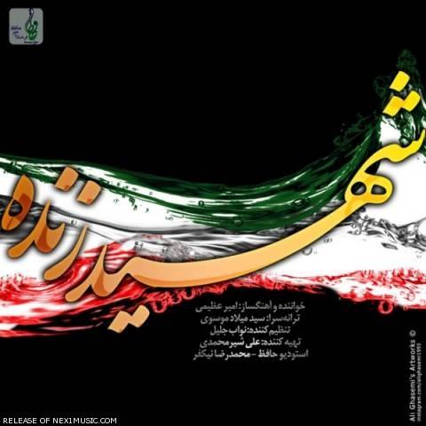 142082939213065196amir azimi shahide zende - دانلود آهنگ امیر عظیمی به نام شهید زنده