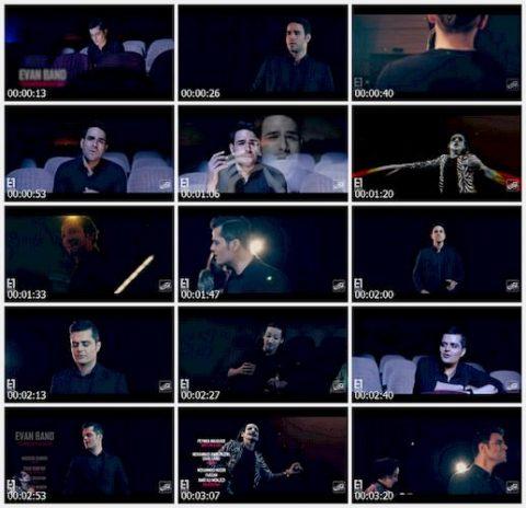 دانلود موزیک ویدیو ایوان بند به نام شاه نشین قلبم